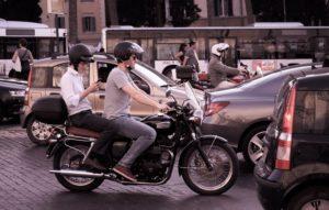 motorcycle passengers
